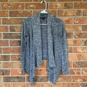 About A Girl Drapey Knit Cardigan